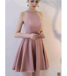 Mini elbise byz300127